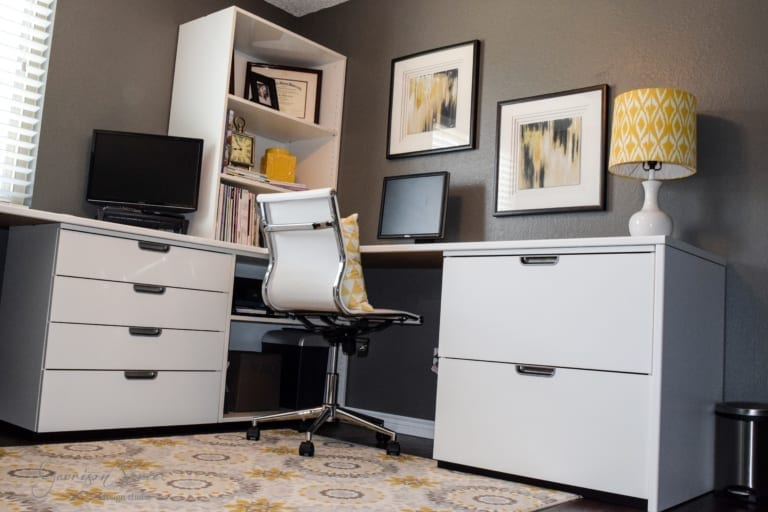 A Real Home Office