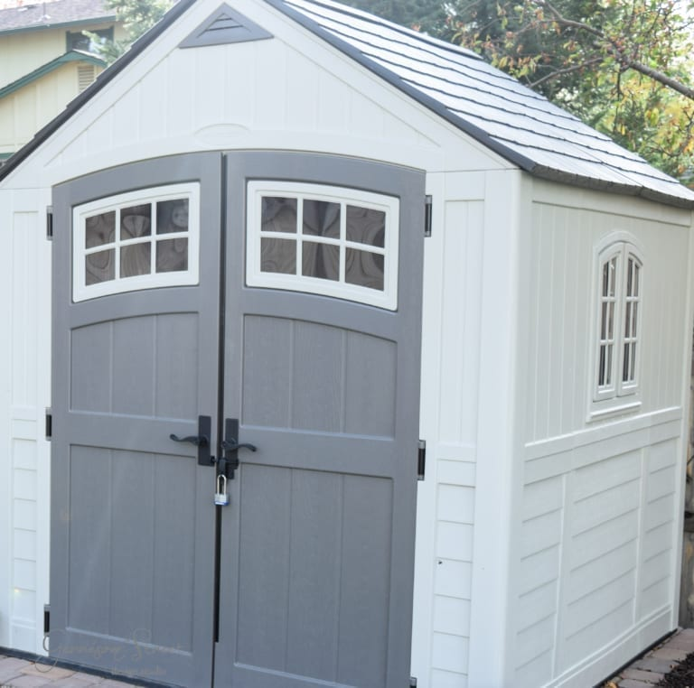 Adding a Shed