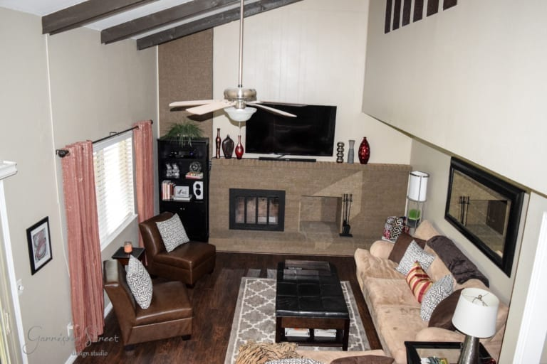 Flooring and More – Our Family Room Update