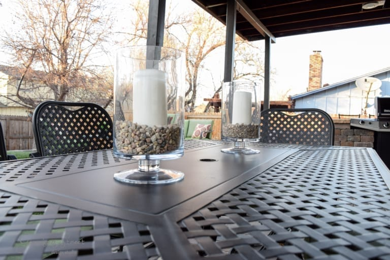Our New Patio