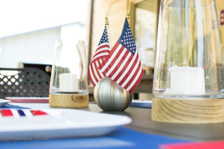 4th Of July BBQ Decor Ideas On A Budget