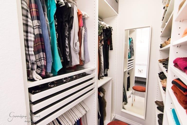 5 Tips For Designing Your Dream Closet