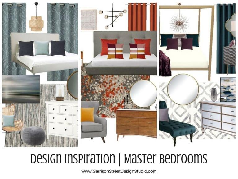 Design Inspiration | Master Bedrooms